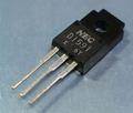 NEC 2SD1591 トランジスタ [4個組]