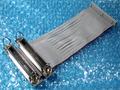 SCSI フルピッチ50Pinコネクタ付きフラットケーブル