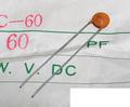 KCK FC-60 セラミックコンデンサ (50V/60pF/±10%) [20個組]