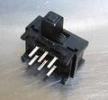 松久 MMS 小型スライドスイッチ (2回路/ON-ON) [10個組]