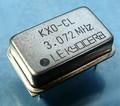 京セラ KXO-CL 3.072MHz OSC クリスタルオシレータ