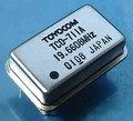 TOYOCOM 19.6608MHz TCO-711A OSC オシレーター