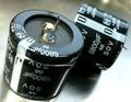 松下 コンデンサ 50V 6800μF (基板自立型) [2個組]