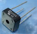 RECTRON BR64 ブリッジダイオード (400V/6A) [5個組]