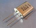 FUYO 水晶発振子9.8304MHz [4個組]