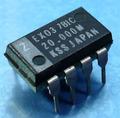 KSS EXO3 CMOS水晶発振器(20MHz/分周機能付)