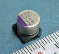 SANYO OS-CON チップ電解コンデンサ(25V/10μF) [10個組]
