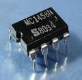 Signetics MC1458N [2個組]