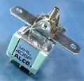 ALCO MHL-406P ロッカー?スイッチ (4回路/ON-OFF-ON) [2個組]