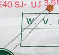 KCK HE40SJ-UJ390J セラミックコンデンサ(50V/39pF)[20個組]