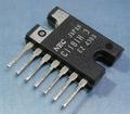 NEC uPC1181H3 (5.8W オーディオアンプIC) [2個組]