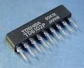 東芝 TD6102P (プリスケーラ IC) [2個組]