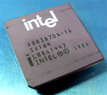 Intel 80387DX-16 NDP