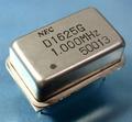 NEC D1625G クリスタルオシレータ 1.000MHz (1MHz)