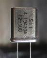 SII・SEIKO 水晶発振子 4.194304MHz (HC-18/U) [4個組]