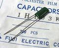 富士電機 フィルムコンデンサ 50V 0.01μF [20個組]