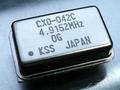 京セラキンセキ OSC クリスタルオシレータ CXO-42C 4.9152MHz [2個組]