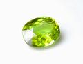 2,27CT大粒 高い透明感とマルチカラーファイアの煌き イエローイッシュグリーンスフェーン