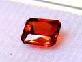 1.50CT ほぼIFクラスの透明感 煌くオレンジカラーの光彩 ナミビア産スペサルタイトガーネット