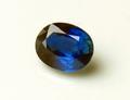 1.09ct 貴重なカラットアップ 高い透明感とテリ 鮮やかなブルー光彩が煌く上質スリランカ産ブルーサファイア
