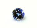 0.16ct ベニトブルーの煌きと抜群のテリの良さ ファイアを放つカリフォルニアのブルーの希少石 ベニトアイト