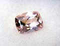 2,02CT 大粒 テリのよい優しいピンクカラーの結晶 別名ピンクエメラルド ブラジル産モルガナイト