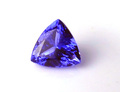 0,92CT 超美色!! 鮮やかで濃色のブルーが素晴らしい まさに最高級品タンザナイト