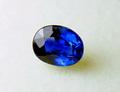 0,87ct ソーメモ付き 良色・鮮やかなブルーの煌き マダガスカル産ロイヤルブルーサファイア