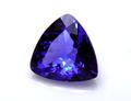 0.89ct 人気のメレラニ鉱山Dブロック産 濃色で美色の最高級の彩り 最高品質タンザナイト