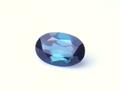 0.34ct 高い透明感と濃いブルー彩り ブラジル産グリーンブルートルマリン