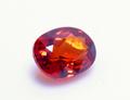 1.46CT大粒 テリよく美色 高い透明感 まさに完熟オレンジカラー ナミビア産タンジェリンガーネット