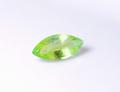 1.11ct ネオン感のあるグリーンの色彩とテリのよさ モザンビーク産ネオングリーントルマリン