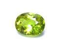 1,89CT大粒 高い透明感とマルチカラーファイアの煌き マダガスカル産グリーンスフェーン