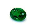0.38ct これぞ本物のツァボライト!! 濃色・ネオン発色 グリーンの光彩が輝く極上品質ツァボライト 原石付き