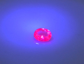 0.15ct UVライトで強蛍光 素晴らしいテリと鮮やかなピンクカラー ミャンマー産ピンクスピネル