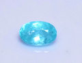 0.34ct 絶妙なパステル系パライバネオンブルー 世界三大希少石 美色ブラジル産パライバトルマリン