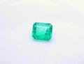 0.43ct 高い透明感と鮮やかな色合いが美しい エメラルド