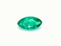 0.12ct 希少な無処理の結晶 高い透明感とテリ コロンビアムソー鉱山産ノンオイルエメラルド