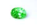 0.37ct UVライト蛍光 最高のテリと爽やかミントグリーン ケニア産UVタイプ ツァボライト