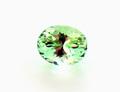 0.69ct UVライトで蛍光 強テリ 最高のカラー 純色メレラニUVミントガーネット