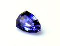 0.20ct 濃美色 最高のクオリティ ファイアを放つカリフォルニアの青い希少石 ベニトアイト