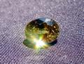 1,15CT レインボーファイアが輝く新種の宝石 貴重なカラットアップの結晶 マリガーネット