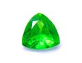 0.25ct 美色 透明感抜群!!鮮やかなクロムグリーンの色彩 美しいホーステール 上質ロシア産デマントイドガーネット