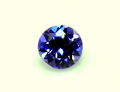 0.10ct 小粒でも最高のクオリティ ファイアを放つカリフォルニアの希少石 濃美色ベニトアイト