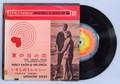 【EPレコード】パーシー・フェイス管弦楽団 夏の日の恋 いとしのトレイシー LLS-14