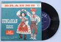 【EPレコード】ハンガリー舞曲集(5曲) ウィーン国立歌劇場管弦楽団 SM942