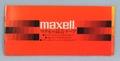 【オーディオ】マクセル録音テープ