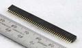 【コネクタ】HW103-1X40FLAME 40ピン基板用ピンフレーム[40×1列] 1.27mm