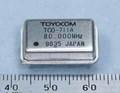 【水晶】クリスタル TCO-711A 80.000MHz