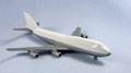 【おもちゃ】Boeing 747飛行機傷だらけ